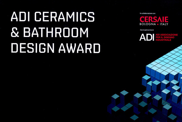Quinta edizione dell'ADI Ceramics & Bathroom Design Award