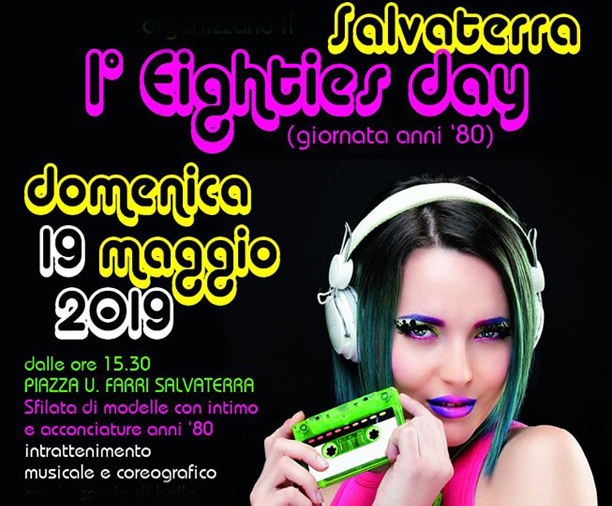 Domenica 'Salvaterra Eighties Day'