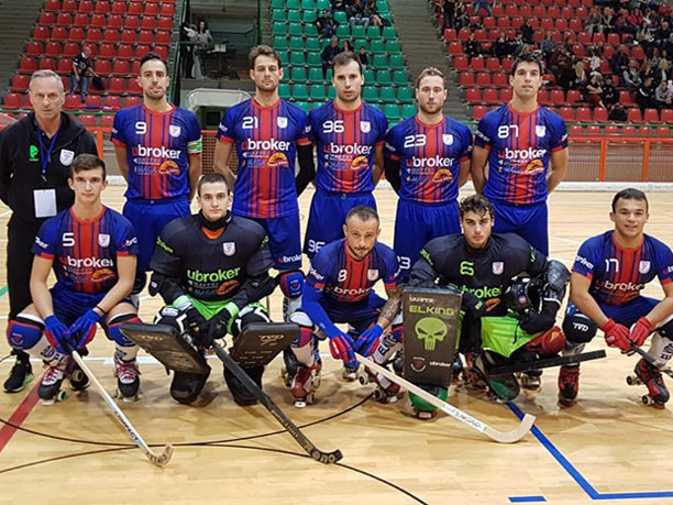 L'uBroker Hockey Scandiano