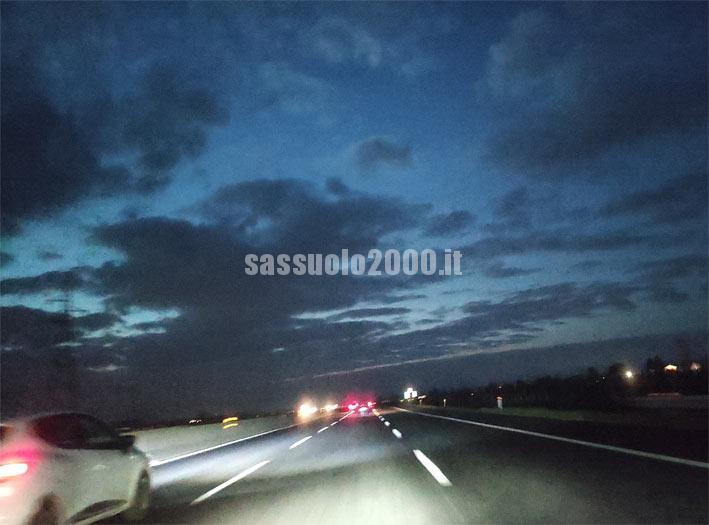 Questa notte in A14 chiuso il tratto compreso tra Bologna Borgo Panigale e l'allacciamento con la A13